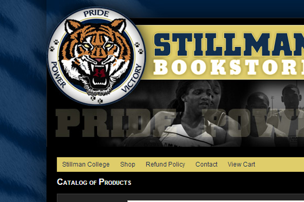 Stillman College Bookstore