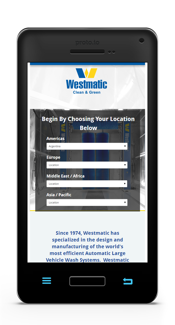Westmatic Corporation Mobile