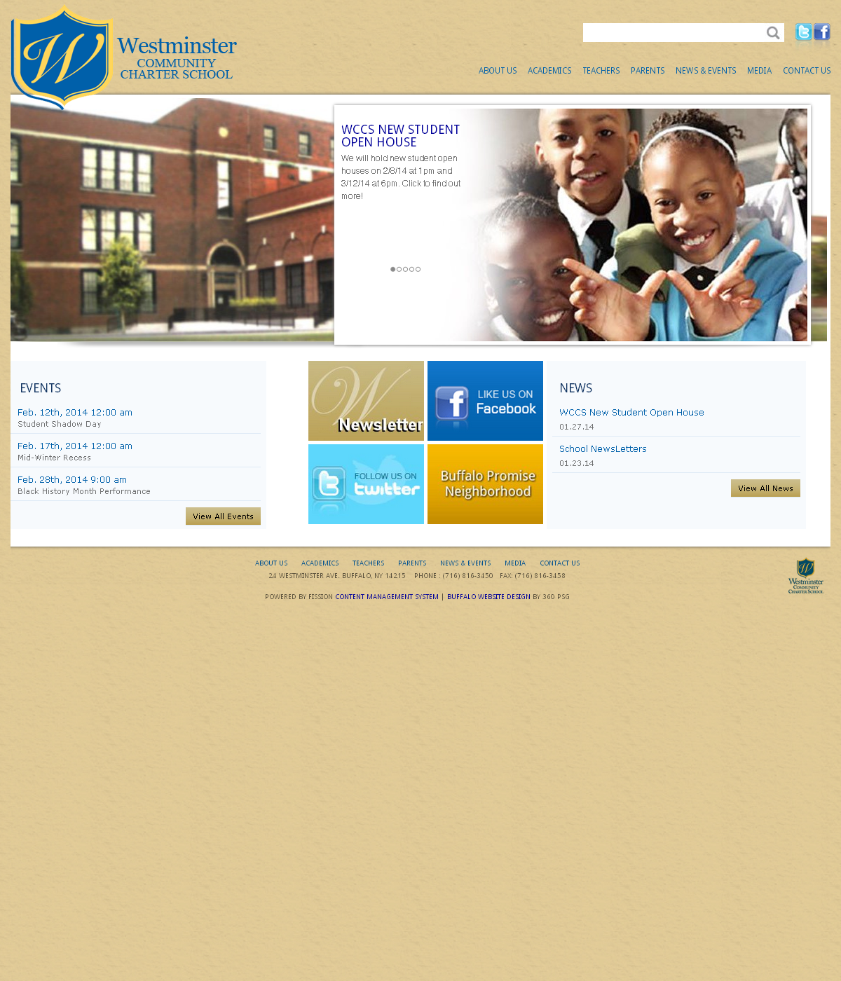 Westminster Community Charter School