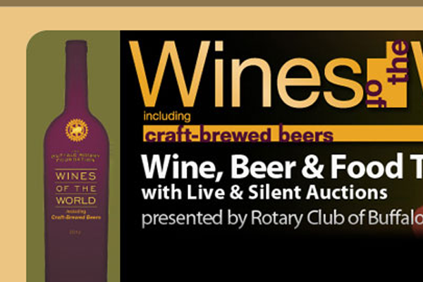 Wines of the World (Buffalo Rotary Foundation)