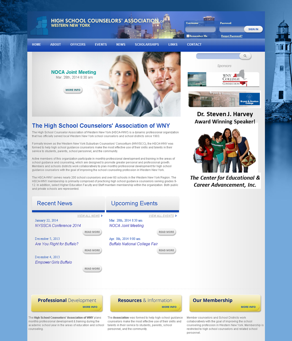 High School Counselors' Association of WNY