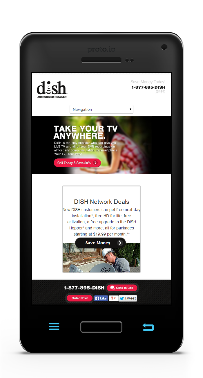 Dish Costs Less Mobile