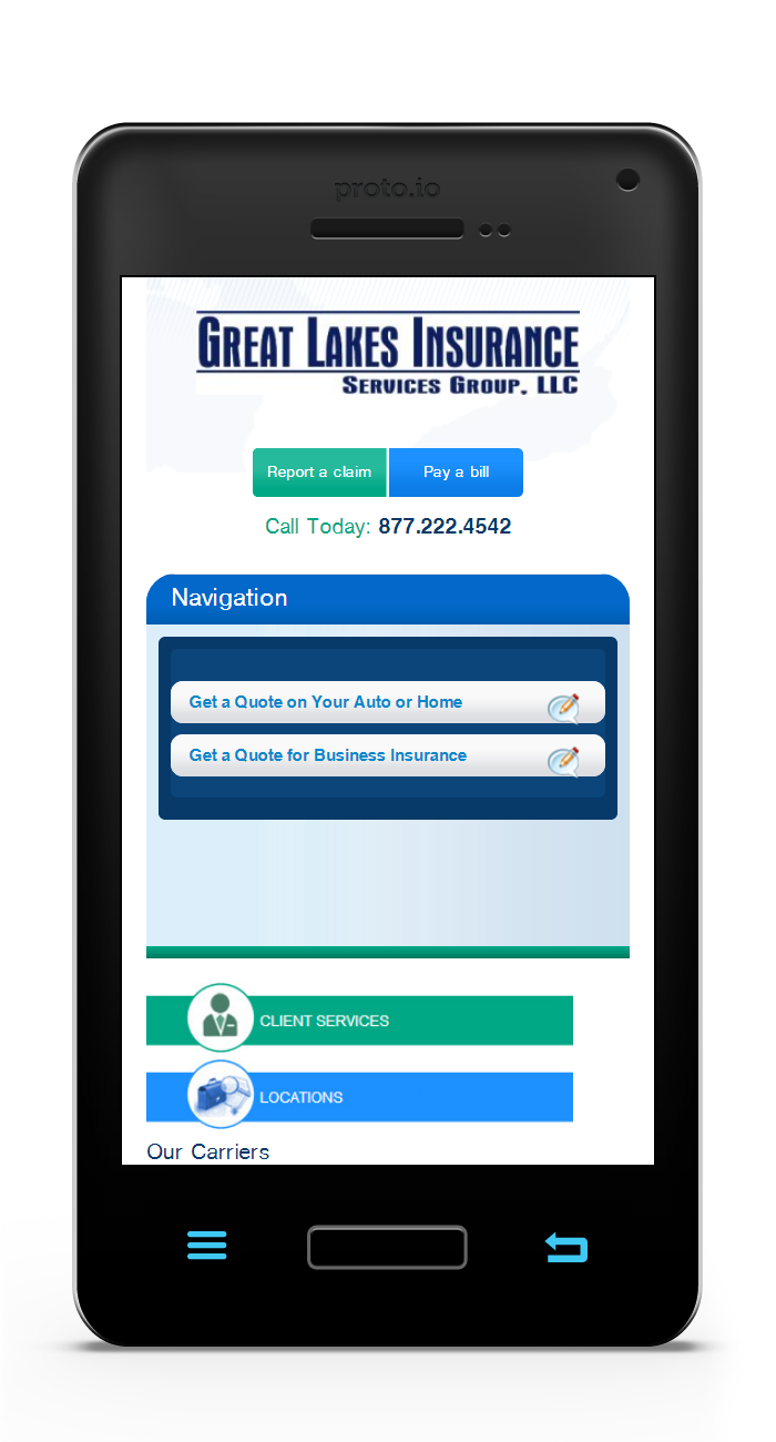 Great Lakes Insurance Services Group, LLC Mobile